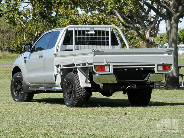 Ford Ranger Space Cab with JAC Standard Tray